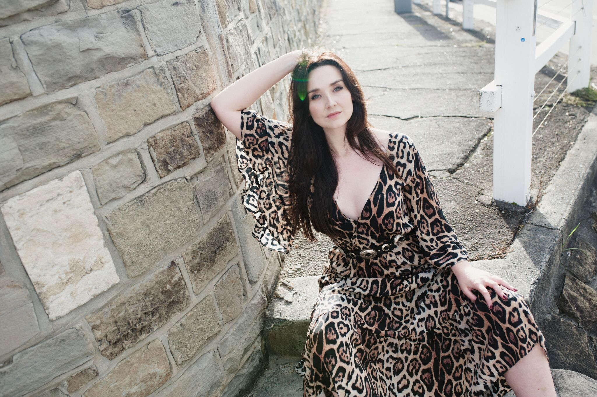 animal print neutral| professional babe